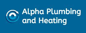 alpha plumbing and heating